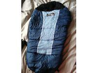 Baby/toddler sleeping bag