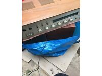 Rogers amp/receiver