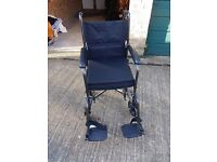 Disabled push chair
