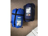 2 Sleeping Bags For Sale