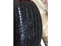 tyres R15 185 60