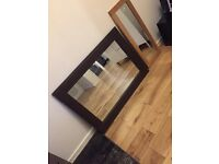 2 mirrors to go asap for £10