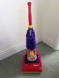Toy Dyson vacuum cleaner