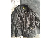 Small Barbour jacket