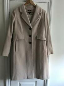 M&S ladies coat size 16