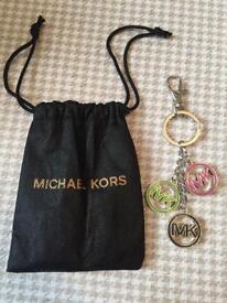 Michael Kors keyring/bag Charm