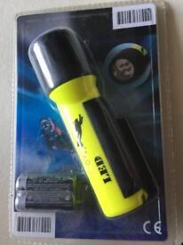 Underwater torch new