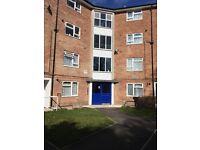 2 bed very large apartment - ground floor with balcony -Burghfield common, Reading