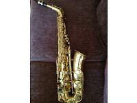 Jupiyer alto saxophone