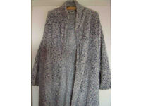 Ladies dressing gown M&S size 12/14 long
