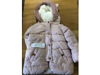 Girls coats 12 to 18 months