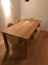Beautiful Large Oak Table for sale - Pick up from London Bridge only!