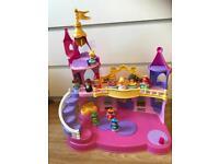 Fisher price Disney princess dancing palace Bella Cinderella