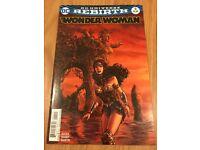 DC UNIVERSE REBIRTH WONDER WOMAN COMIC ISSUES 11 FIRST PRINT