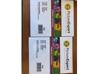 3 full sets Brother printer ink LC 970