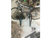 2 Bikes Parking Rack