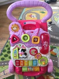Vtech my first steps baby walker