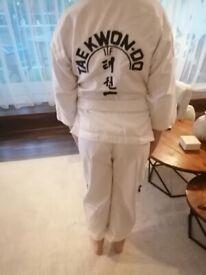 TAEKWONDO suit - new