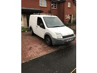 Ford Transit Connect for sale or swap.