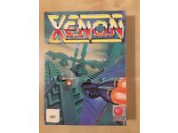 Xenon for Atari ST by Melbourne House: Rare first Edition Game - Excellent condition