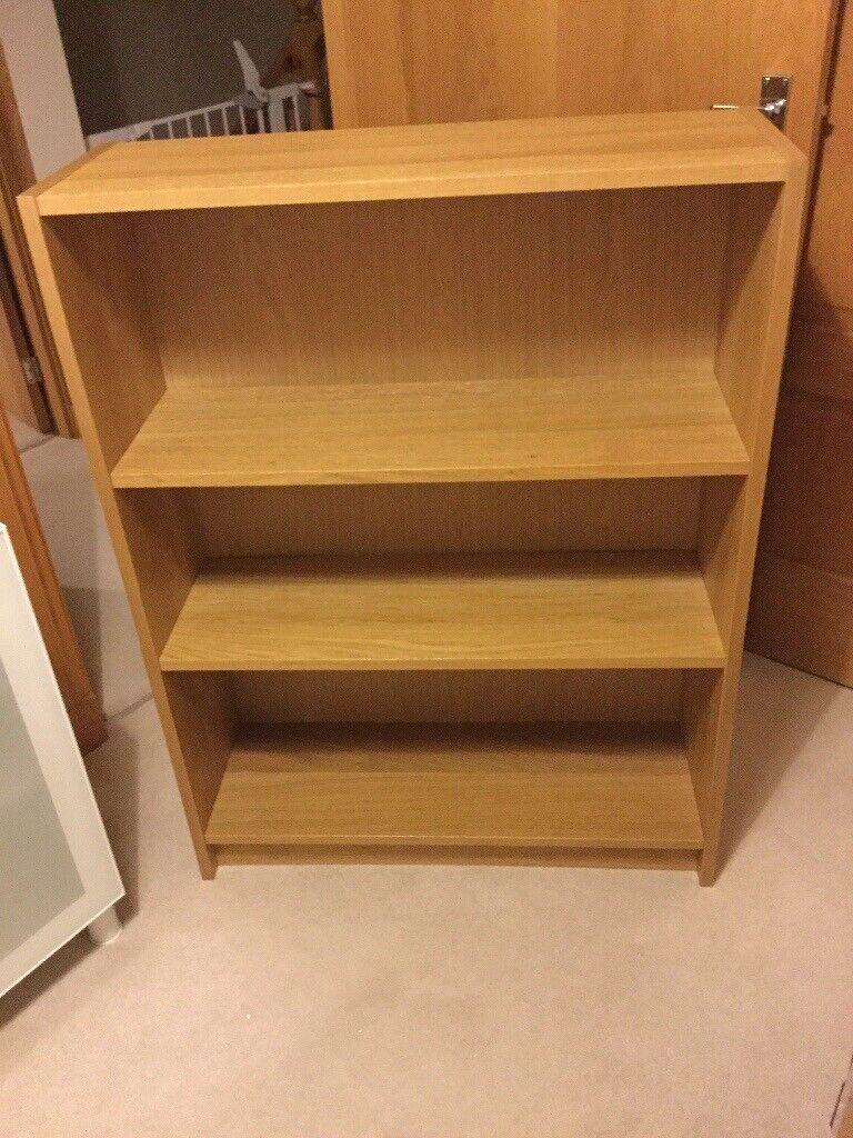 Ikea Billy Bookcase Oak Veneer In Portlethen Aberdeen Gumtree
