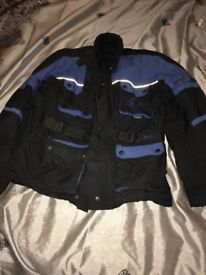 Men's Buffalo motorcycle jacket