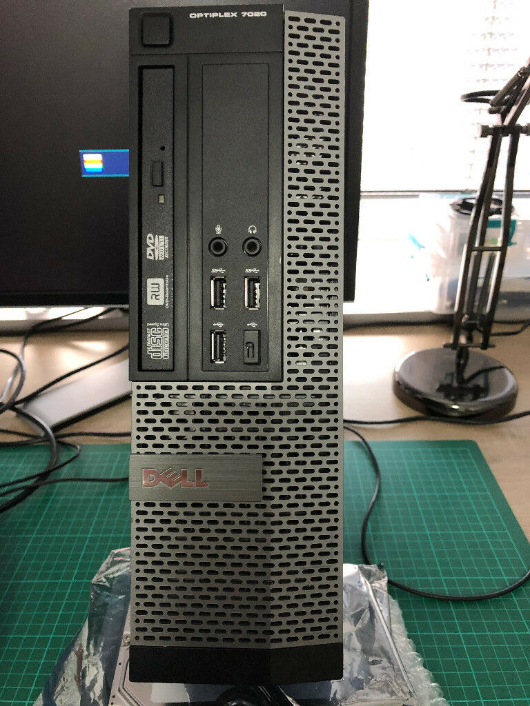 DeOptiplex 7020 SFF DeskTop PC Computer with Windows 10 Home In Like New  Condition | in Norwich, Norfolk | Gumtree