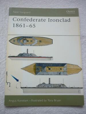 Osprey New Vanguard: No.41:Confederate Ironclad 1861-65