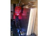 9 Kingspan insulation boards 2cmx120cmx240cm
