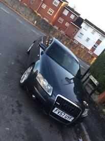 28/12/2007 Audi A6 full S line 2.7 turbo diesel 7 speed automatic £3250