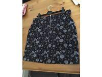Next size 14 floral skirt