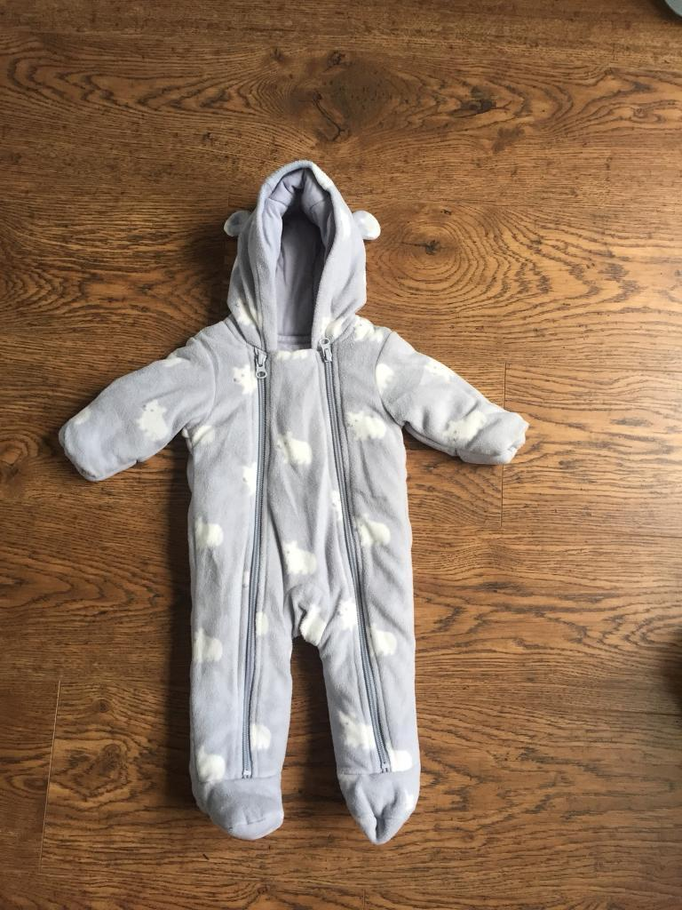 Marks and Spencer's Pram Suit - Up to 1 month
