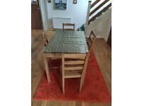 Ikea Dining Table with 4 Chairs - Jokkmokk - 35 pounds