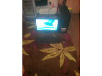 """for sale computer set up in tower /19"""" monitor /etc £40"""