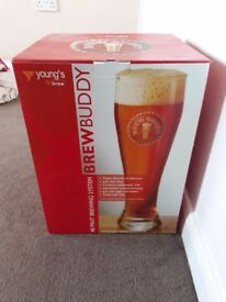 Young's brew buddy lager kit