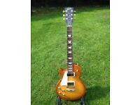 Left Handed Gibson Les Paul