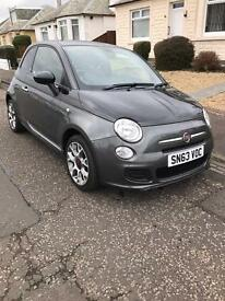 Fiat 500 GQ 1.2 (low mileage, 1 owner )