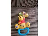 Pooh rattle