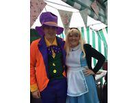 For Sale **Alice in Wonderland** themed fancy dress