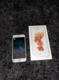 iPhone 6s Rose Gold - 16GB - Unlocked