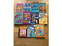 Jacqueline Wilson 11 book Collection
