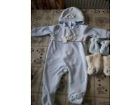 Selection of Boys clothes 3- 6 months