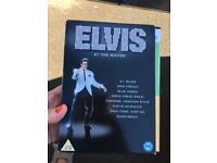 Elvis DVD box set