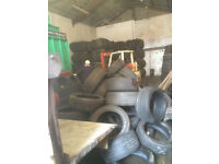finding investor for recyclin tyre business