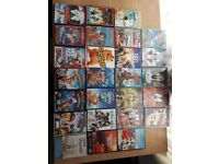 Kids Dvd's bundle of 25