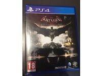 Batman Arkham Knight- PS4