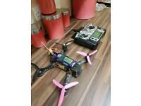 Carbon racing 250 quadcopter