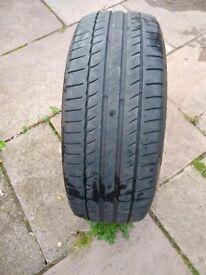 Michelin Primacy Tyre 205/55/R16 Used