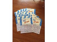 200 Nail Art Transfers Ideal for car boot