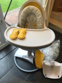Immaculate 6 months old bloom Fresco Highchair